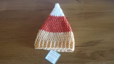 Sweet candy corn or halloween hat perfect..... So adorable!!! https://www.etsy.com/listing/205831570/candy-cornhalloween-beanie-photo-prop
