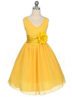 Laurel's flower girl dress :)