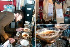 Normo Coffee Roasters, Antwerpen, Belgium
