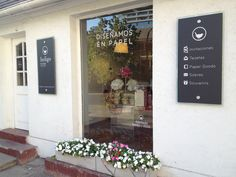 Our store in Santiago de Chile Chalkboard Quotes, Art Quotes, This Is Us, Lettering, Santiago, Invitations, Paper Envelopes, Cards, Drawing Letters