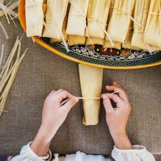 How to make Basic Tamales - small, fluffy tamales, with plenty of filling in every bite. Use any leftover filling in tacos or eggs, and extra masa for sopes (crunchy fried bites).
