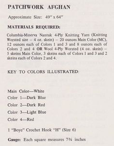 👴🏼 Clássico Mosaico ou Retalho em Crochê -  /👴🏼 Classic mosaic or Retail in Crocheted -