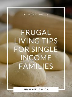 Don't miss our top 7 Frugal Living Tips For One Income Families!  These will help you make ends meet, pay off debt or save for a fun filled vacation!