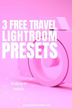 Brighten your photos instantly with these 3 free travel Lightroom presets. Learn how to add your presets in this post with one of the best photo editing apps. You can began editing pictures in seconds with these presets for Lightroom. Desktop and mobile compatible. #LightroomPresets#EditingPictures #PresetsForLightroom #Filters Best Travel Apps, Europe Travel Guide, Free Travel, Travel Hacks, Travel Usa, Travel Guides, Travel Tips, Good Photo Editing Apps, Airplane Travel