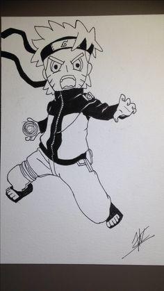 Chibi Naruto!
