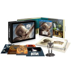 [Vorbestellen Import]  The Iron Giant: Signature Edition Ultimate Collector's Edition