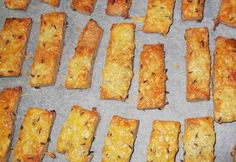 Snacks Für Party, Small Cake, Healthy Baking, Zucchini, Paleo, Food And Drink, Bread, Vegetables, Sweet