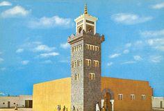 Mosque of Smara (السمارة).