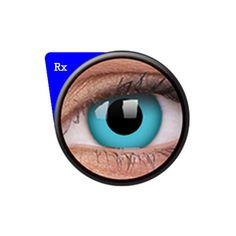 86ef58da9a ColourVUE® Crazy Lens Sky Blue RX (Prescription)