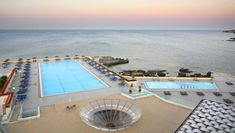 Resort Facilities in Rhodes, Greece | Eden Roc Hotel Services