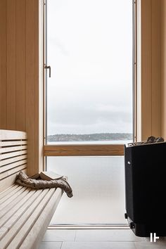 Sauna Steam Room, Haus Am See, Modern Barn House, Spa Design, Cabin Homes, Scandinavian Interior, Minimalist Home, Architecture Design, House Plans