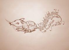 rato de cu pelado
