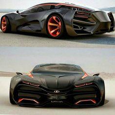 The Lada Raven Concept #luxury #luxurylifestyle #richlifestyle. #rich #wealth #prosperity #cash #cars #passion #dreams #goals. #Get your #6figures #income #secret http://wealthyguru.com