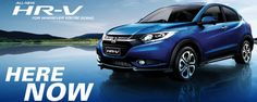 The 2016 #Honda #HRV is HERE NOW at Rick Justice Honda in Meridian, MS!! www.rickjustice.com #instock