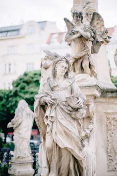Fine art Wedding by Daniela Porwol Photography, Austria / Germany, www. Austria, Germany, Statue, Fine Art, Places, Photography, Wedding, Valentines Day Weddings, Photograph