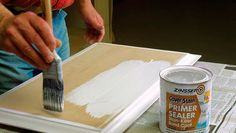 Tips for painting MDF