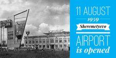 11 August Sheremetyevo International Airport is established in Khimki, Moscow Oblast Sheremetyevo International Airport, 11 August, High School Students, Student Learning, Moscow, History, Historia, College Guys