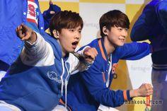 [22.02.16] Conferência de imprensa de debut - Rocky e MoonBin
