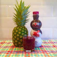 Pineapple and Pomegranate for Fertility