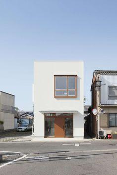 Higashihayashiguchi Dwelling with shop Japan