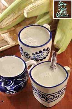 Porción: 8 Preparación: 30 minutos Dificultad: fácil 2 litros de leche 4 elotes tiernos desgranados 1 raja de canela 1 lata de leche condensada ½ taza de Azúcar Calienta 1 ½ l…