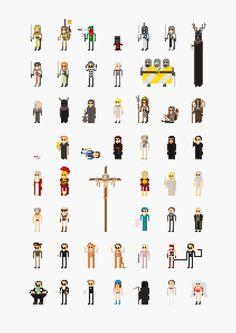 Fitz Fitzpatrick: Monty Python 8-bit
