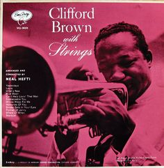 "Clifford Brown with Strings - EmArcy 36005 [12"" LP] (1954)"