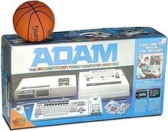 Coleco Adam computer (produced from Oct 1983 until Jan 1985)