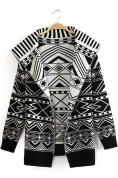 Aliexpress.com : Buy New Arrival 2013  women's long sleeved cardigan geometry girls long sweater coat from Reliable long sweater coat suppliers on E-Li FASHION STORE $39.90