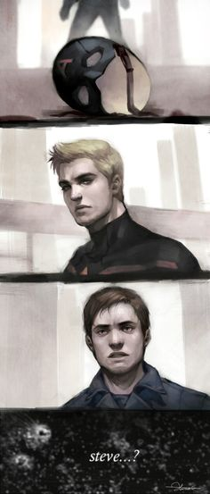 -Who the hell is Steve?- OMG thank you who ever made this this is like a twist to the movie