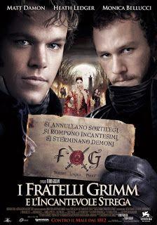 Midori's world: Film: I Fratelli Grimm e L'Incantevole Strega