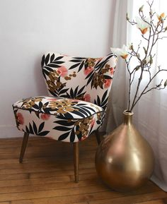 """FAUTEUIL COCKTAIL """"EXOTIC"""" via Retour de chine. Click on the image to see more!"""