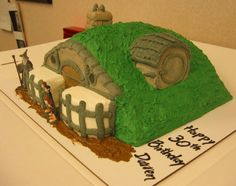 20 Awesome Lord of the Rings and Hobbit Cakes