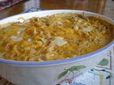 Healthy Tuna Casserole (Low-Fat) from Food.com:   Made this now several times and it is soo good and soo good for a Friday.  Cooked chicken breast may be used in place of the tuna, if desired add in 1 cup low-fat grated cheddar cheese to the soup mixture, this is only optional --- for Weight Watcher's program 1 serving = 7 points :)