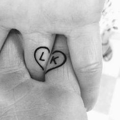 Small Matching Tattoos For Couples - Relationship Tattoo Designs That Mean Love . - Small Matching Tattoos For Couples – Relationship Tattoo Designs That Mean Love – Best Tattoo I - Love Symbol Tattoos, Couple Tattoos Love, Small Girl Tattoos, Cute Small Tattoos, Tattoos For Guys, Small Tattoos For Couples, Couple Tattoo Ideas, Married Couple Tattoos, Unique Tattoos