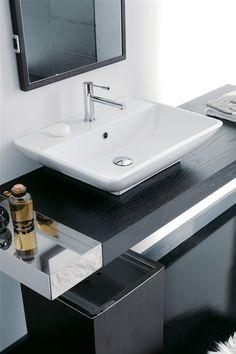KYLIS R - Washbasin 62x44,5