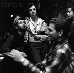 1950's beatniks