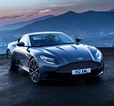 Aston Martin DB 11 : Tout simplement magnifique ! http://amzn.to/2sB3rkv