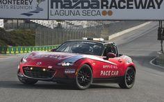 マツダ MX-5 カップ のペースカー