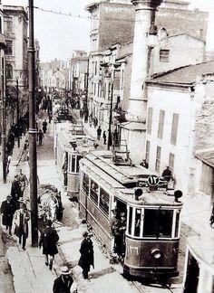 ✿ ❤ Bir Zamanlar İSTANBUL, #Sirkeci (1920ler) #istanlook