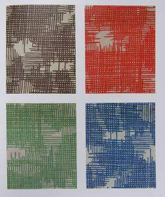 Studio and Garden: Vivid Pattern: the Textile Designs of Sonia Delaunay