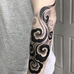 Japanese Cloud Tattoo - Best Japanese Tattoos For Men: Cool Japanese Style Tatto. - Japanese Cloud Tattoo – Best Japanese Tattoos For Men: Cool Japanese Style Tattoo Designs and Ide - Japanese Cloud Tattoo, Japanese Tattoos For Men, Japanese Tattoo Designs, Japanese Sleeve Tattoos, Sleeve Tattoos For Women, Tattoo Designs Men, Tattoos For Guys, Japanese Men, Tattoo Japanese Style