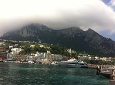 Been so many places, seen so many faces...  Bella Capri!