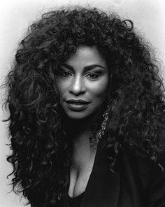 """Chaka Khan (born Yvette Marie Stevens; March 23, 1953) is an American singer-songwriter whose career has spanned four decades, beginning in the 1970s as the front-woman and focal point of the funk band Rufus. Often dubbed the """"Queen of Funk,"""" Khan has won ten Grammys and has sold an estimated 70 million records worldwide. #blackhistory #famous_people"""