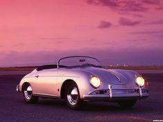 Porsche 356A 1600 De Luxe Speedster