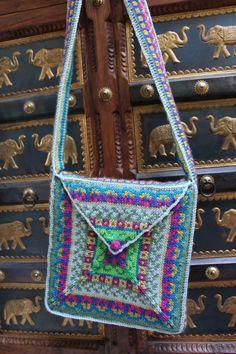 Carnival Bag Knitting Pattern