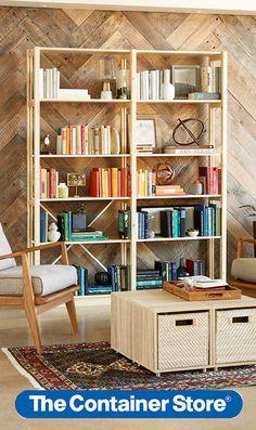Wood Shelves Shelving Units Wooden