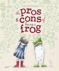 The Pros and Cons of Being a Frog- friends vs. being friendly