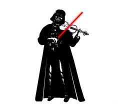 dart vader the violinist