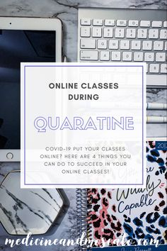Quarantined because of COVID-19? Many, if not all, universities have gone to online classes for college students as well as high school and below. Here is your guide to succeeding in your online classes!